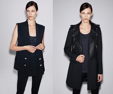 Colecciones AW12: Zara Lookbook Octubre