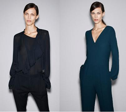 aw12 lookbook zara octubre 7 Colecciones AW12: Zara Lookbook Octubre