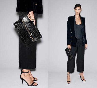 aw12 lookbook zara octubre 3 Colecciones AW12: Zara Lookbook Octubre