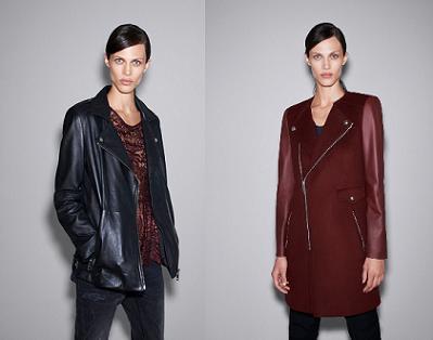 aw12 lookbook zara octubre 6 Colecciones AW12: Zara Lookbook Octubre