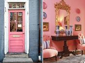 Touch pink decor