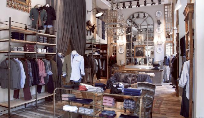 Decoracion vintage para tienda de ropa - Decoracion vintage sevilla ...