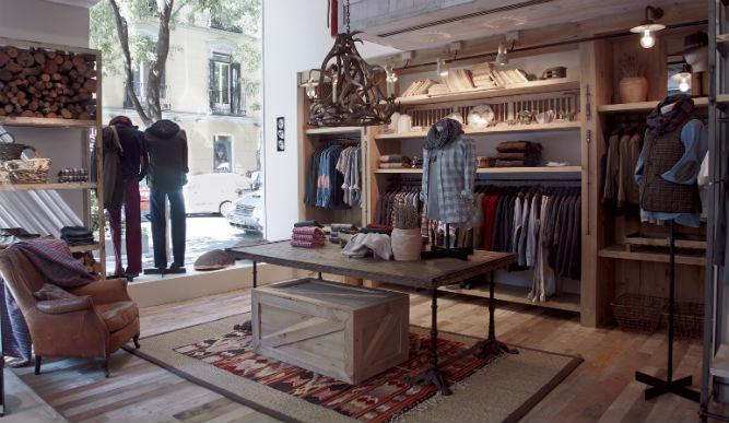 Nueva tienda de victorio lucchino en madrid en clave vintage paperblog - Tiendas de decoracion vintage ...