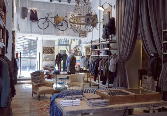 Tienda Vintage Decoracion Madrid ~ Nueva tienda de Victorio & Lucchino en Madrid, en clave vintage