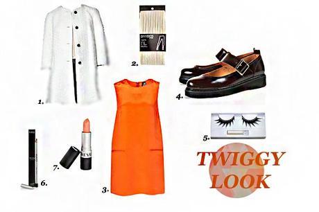 Twiggy, el eterno icono del mod