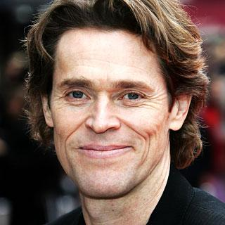 Willem Dafoe, Daniel Brühl en A Most Wanted Man