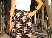 Floral pants Primark