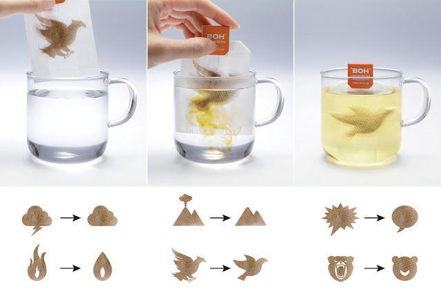 Una genial idea para promover una marca de t paperblog - Marcas de te ...