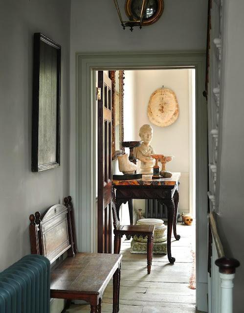 C mo decorar una casa con antig edades y que parezca - Decoracion con antiguedades ...