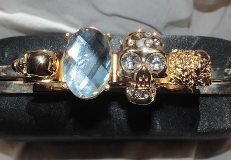My Skull clutch!