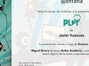 Presentación Play Madrid