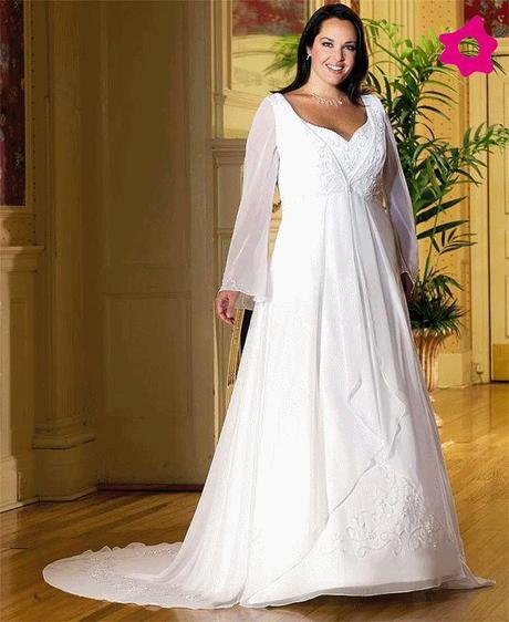 anigif thumb12 Vestidos de novia para mujeres XL