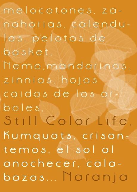 Octubre naranja