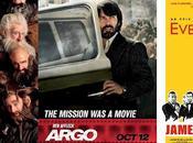 Ronda pósters ('El Hobbit', 'Argo', 'Los Miserables', 'Skyfall'...)