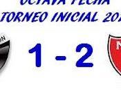 Colón:1 Newell´s Boys:2 (Fecha