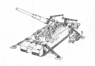 El tanque más  grande de la historia