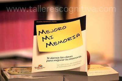 Mejora tu Memoria, libro clave para mejorar tu memoria en 150 ejercicios y juegos