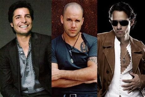 Gian Marco, Chayanne y Marc Anthony Invitan a no Perderse
