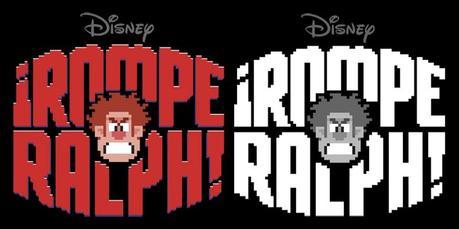 """Nuevas Imágenes y Carteles de """"¡Rompe Ralph!"""""""