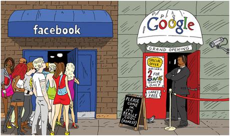 Google+ tiene que ponerse las pilas