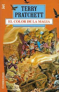 'El color de la magia', de Terry Pratchett - Paperblog