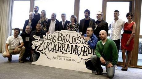 """Comienza el rodaje de """"Las brujas de Zugarramurdi"""", de Álex de la Iglesia"""