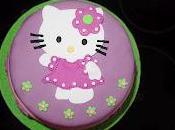 Aqui tarta cumpleaños hice princesita d...