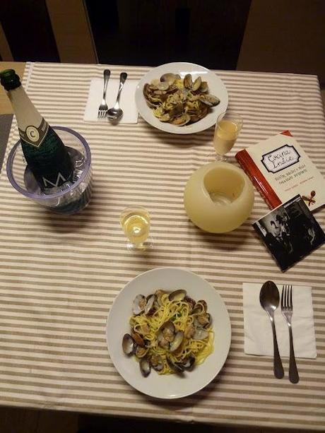 Resultado cocinamos junt@s: Espaguetis a la Benicàssim