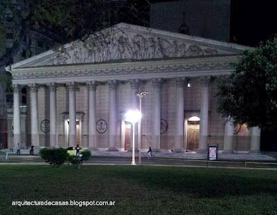 Catedral en la Ciudad de Buenos Aires