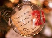 cápsula tiempo como adorno árbol Navidad