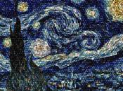 Noche Estrellada' Gogh como nunca vista.