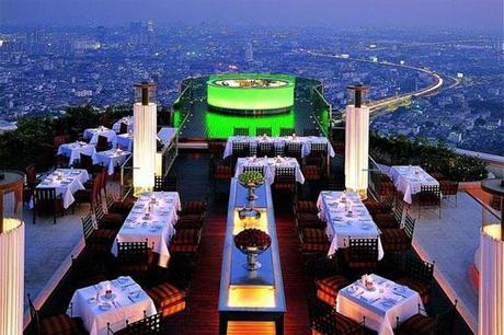 bangkok cirocco Los diez restaurantes más originales de Bangkok