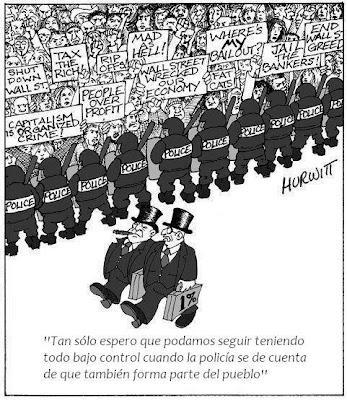 La Troika y los 40 ladrones.
