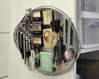 C mo organizar el maquillaje con la ayuda de imanes - Como mantener la casa limpia y perfumada ...