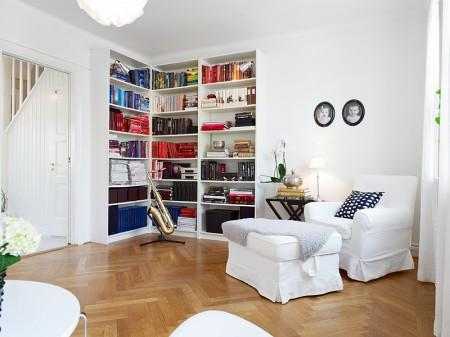 Decorar con muebles de ikea paperblog - Muebles de salon de ikea ...
