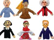 Finger Puppet Personalities