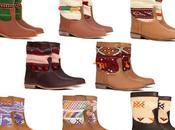 Navajo boots, botas populares temporada