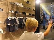 Inauguración tienda Armani Junior