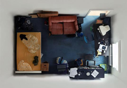 Room Portraits by Menno Aden
