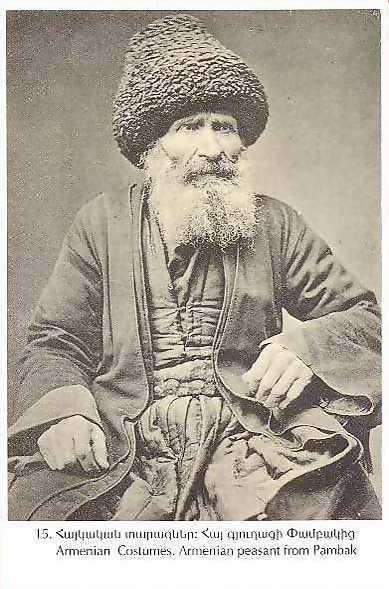 Armenia en prosa y en verso, de Ósip Mandelstam