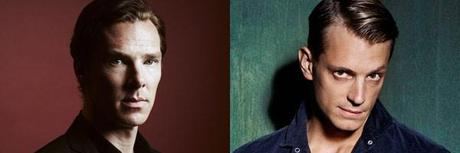 Benedict Cumberbatch y Joel Kinnaman en el film sobre Assange