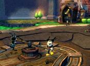Disney Epic Mickey será título lanzamiento