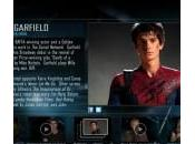 disponible Second Screen Amazing Spider-Man