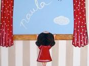 TIENDA KdeKids: Cuadro infantil personalizado Mirando cielo.