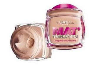 Base de maquillaje Mat' Transform de L'Oréal París