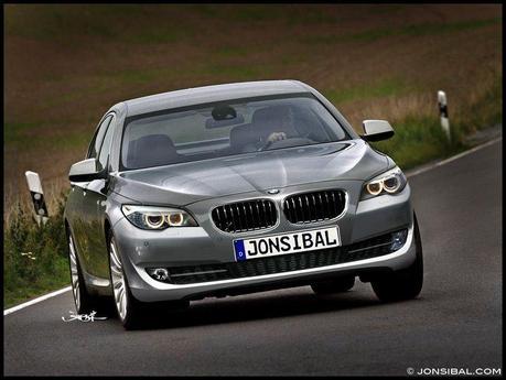 BMW serie 5 Sedan 2010 NeoMaquina