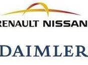 Daimler asocia conocida alianza renault-nissan