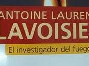Antoine Laurent Lavoisier, investigador fuego