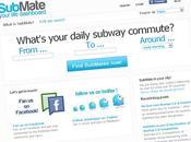 SubMate, social para viajan metro