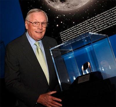 Los astronautas del Apolo divididos ante los nuevos planes de la NASA